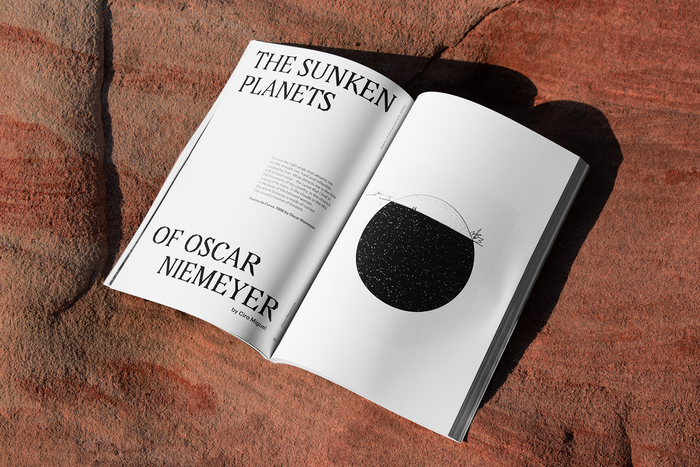 "Alien Magazine, issue 01, 2019, ""Aliens of Extraordinary Ability"" 4"