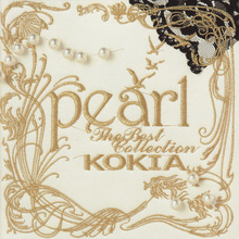 <cite>Pearl / The Best Collection</cite> – KOKIA