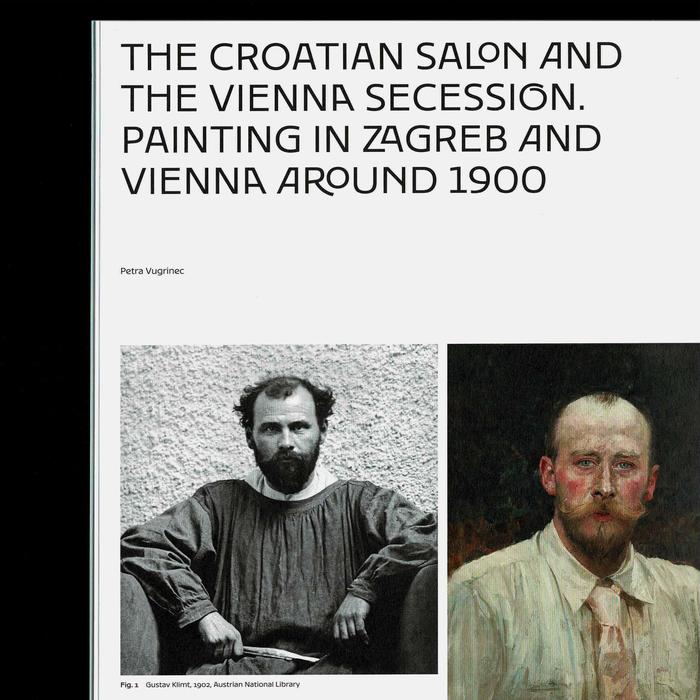 The challenge of modernism: Vienna and Zagreb around 1900 4