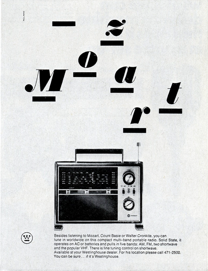 Westinghouse product ads 1