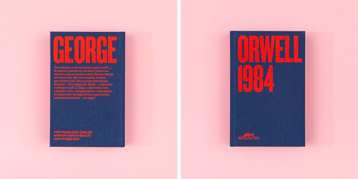 1984 – George Orwell (Companhia das Letras, 70th anniversary edition) 3