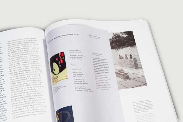 Österreich und die Biennale Venedig 1895–2013 10