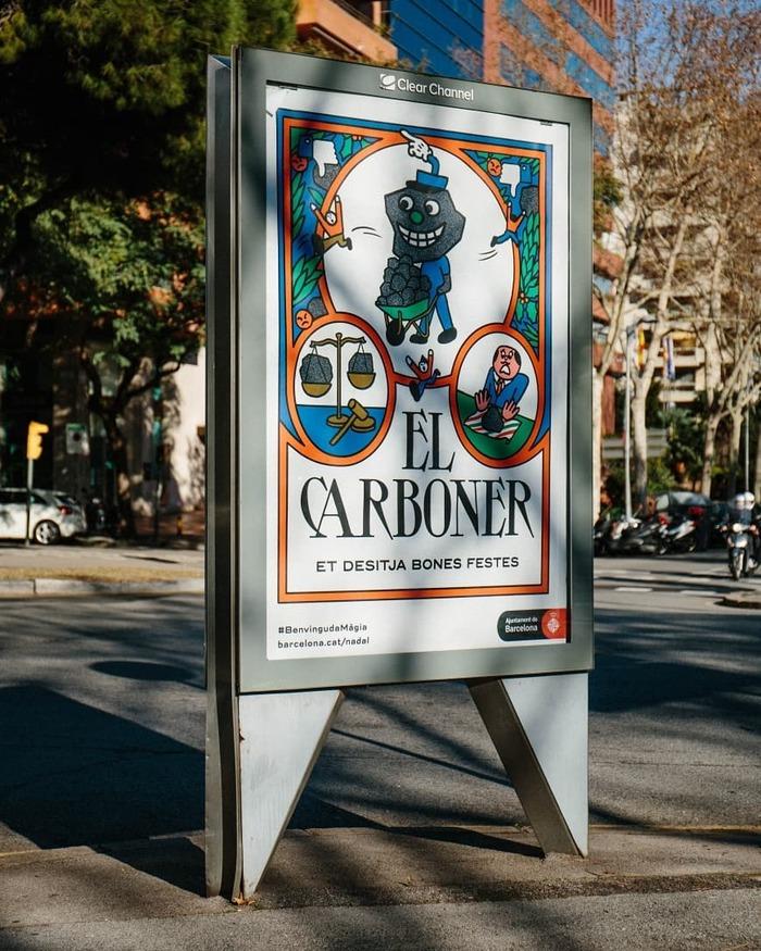 Benvinguda Màgia, Barcelona Christmas campaign 2019 2
