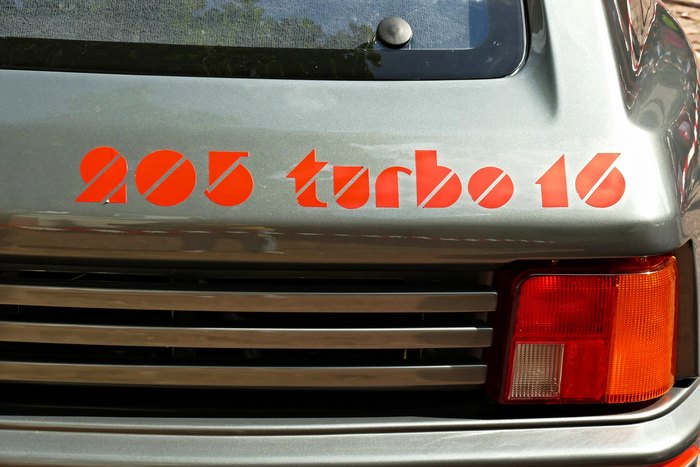 """Turbo"" with an uppercase T. See more images of the steering wheel and the dashboard (not in Traffic)."