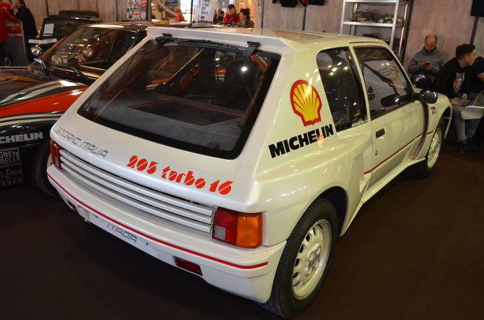Peugeot 205 Turbo 16 5