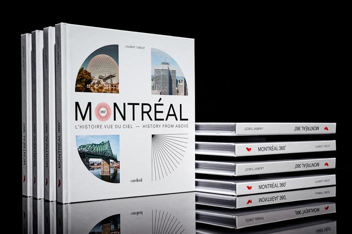 Montréal 360°: L'histoire vue du ciel / History from above 1