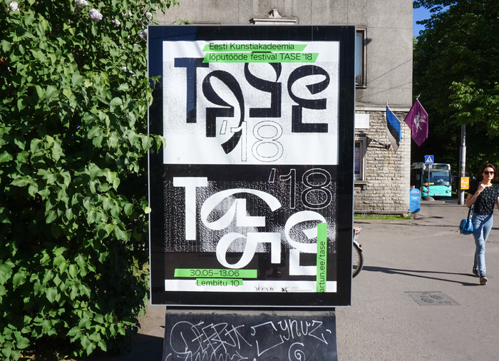 TASE '18, Estonian Academy of Arts 1