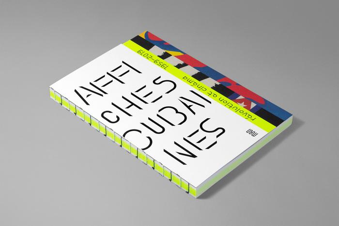 Affiches Cubaines: Révolution et Cinéma, MAD Paris (catalog) 1
