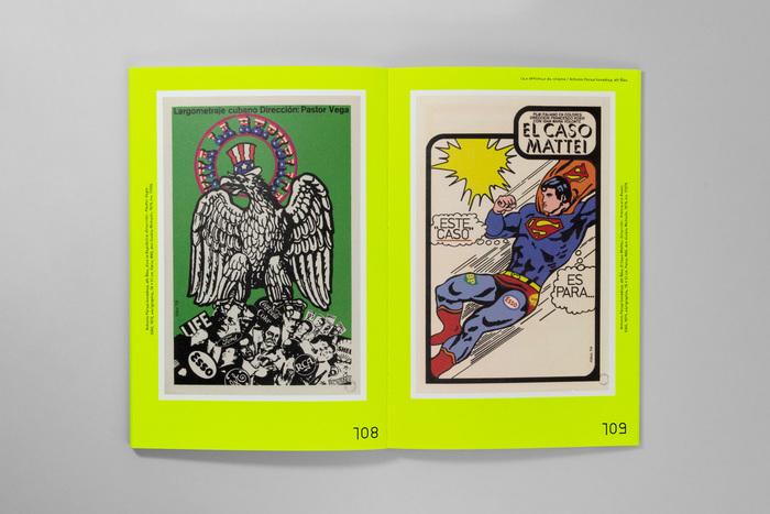 Affiches Cubaines: Révolution et Cinéma, MAD Paris (catalog) 4