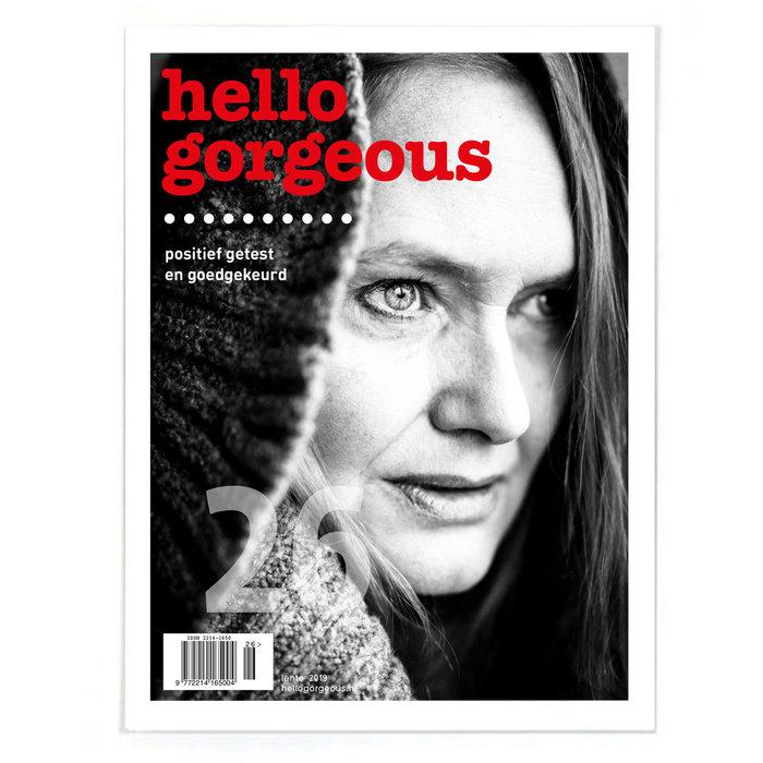 Hello gorgeous magazine 1