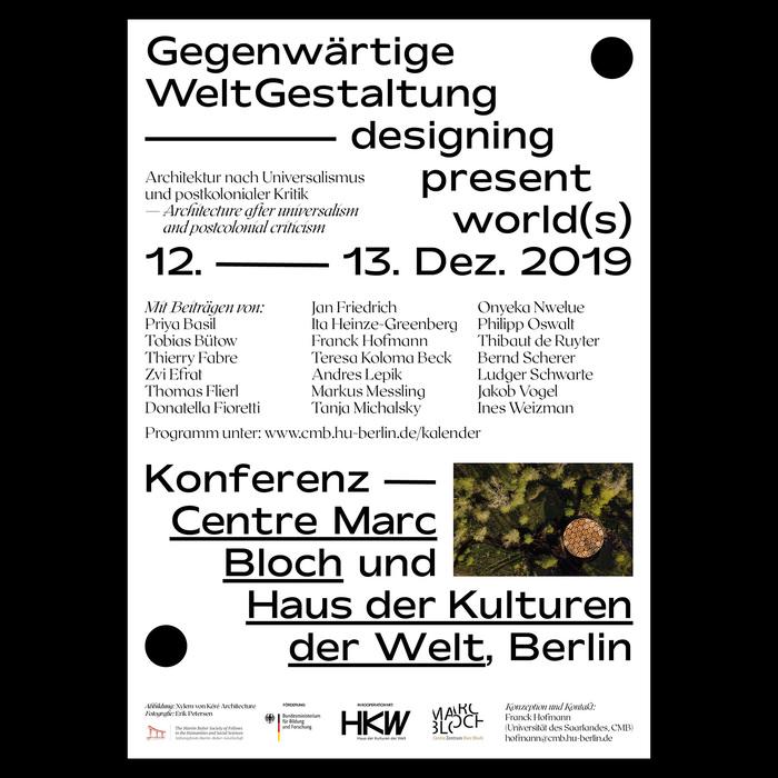 Gegenwärtige WeltGestaltung – designing present world(s) 2