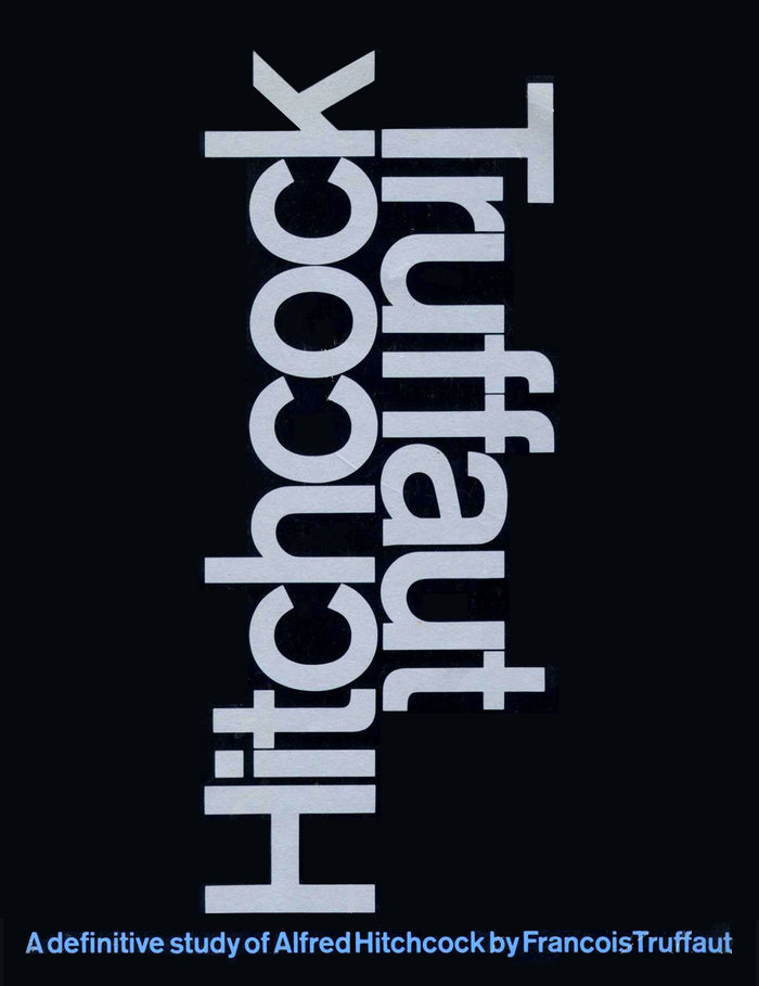Hitchcock/Truffaut book cover