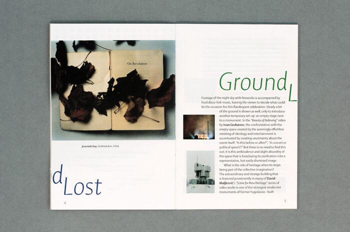 Ground Lost 5