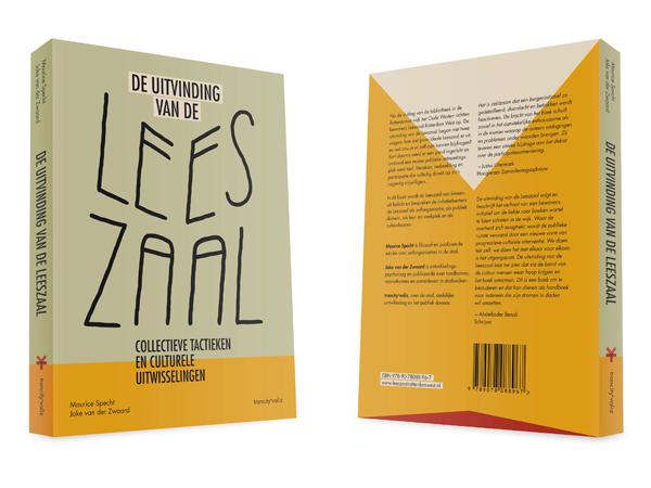Visual identity Leeszaal Rotterdam West 6