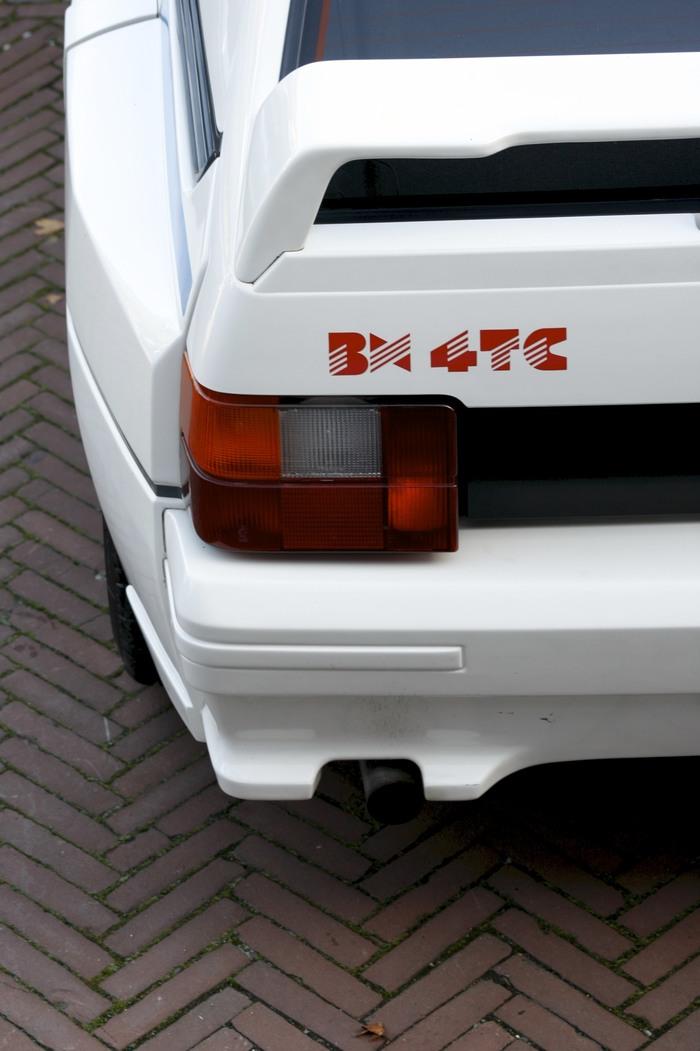 Citroën BX 4TC 1