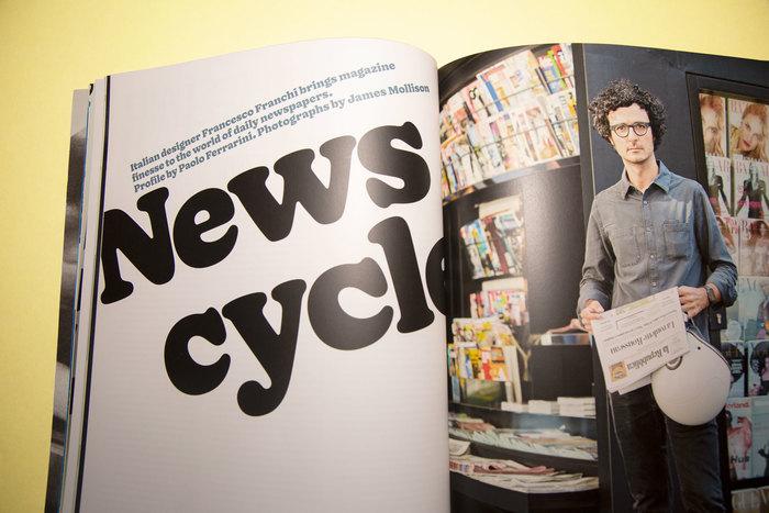 Eye magazine, Issue 99 vol. 25, 2019 4
