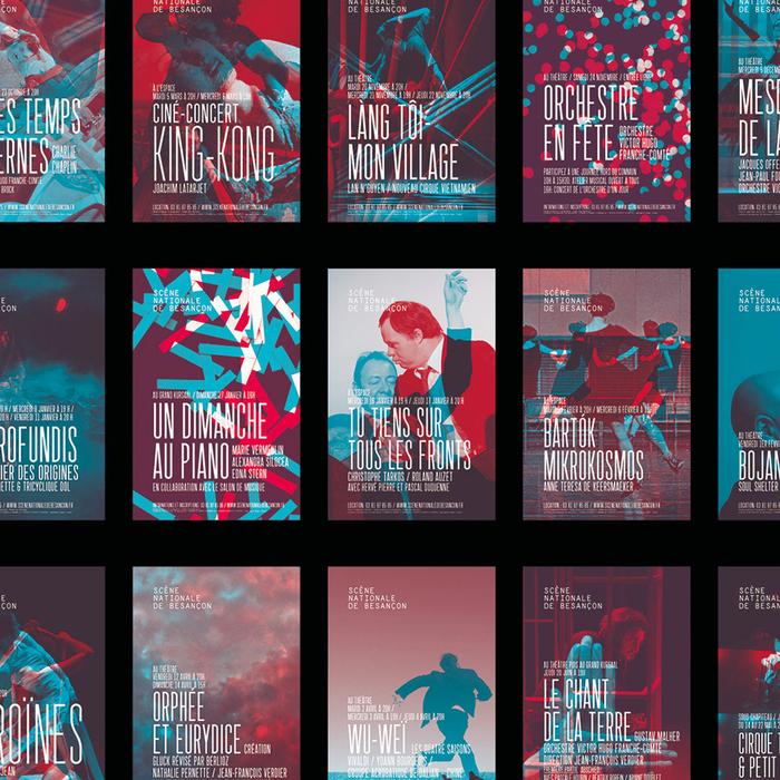 Les 2 Scènes, saison 2012–2013 1