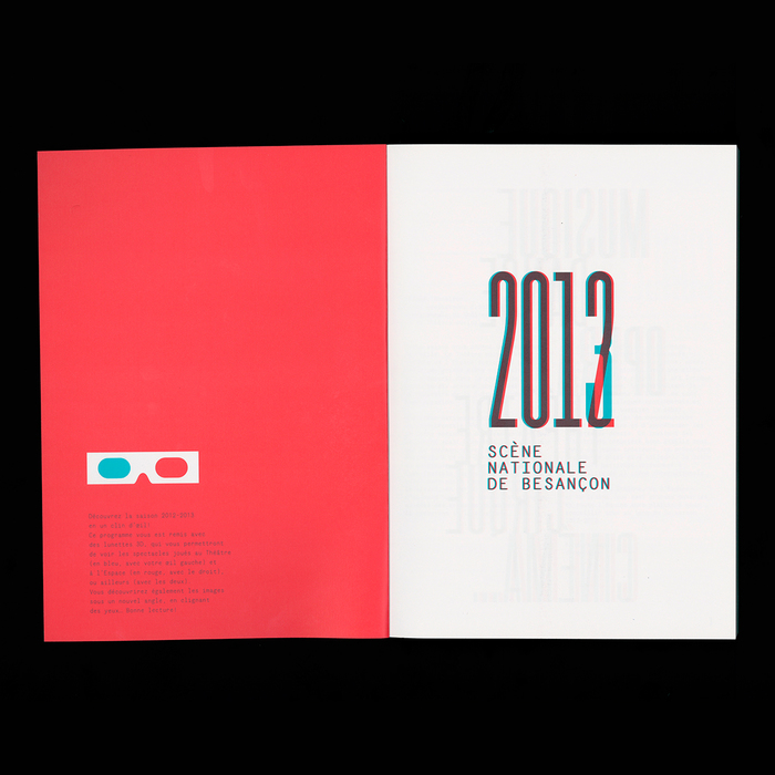 Les 2 Scènes, saison 2012–2013 3