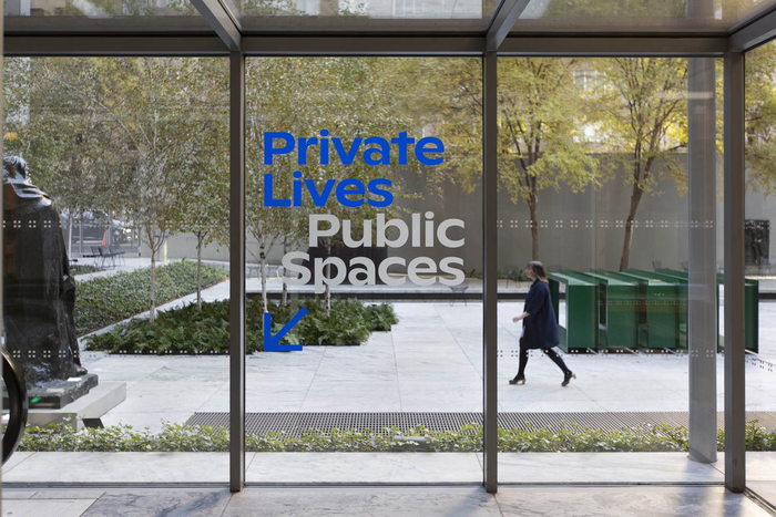 Private Lives Public Spaces 1