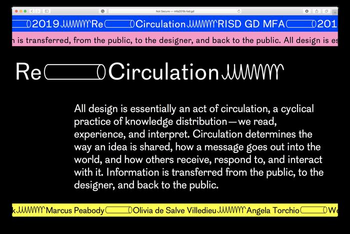 Re-Circulation 4