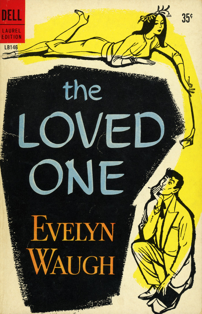The Loved One by Evelyn Waugh (Dell)
