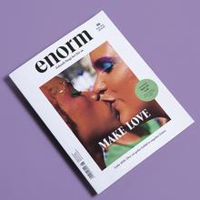 <cite>Enorm</cite> magazine