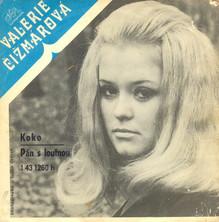Valérie Čižmárová singles (Supraphon, 1971–1973)