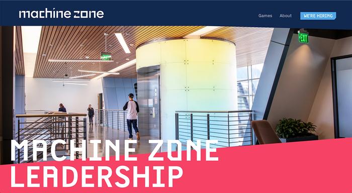 Machine Zone 6