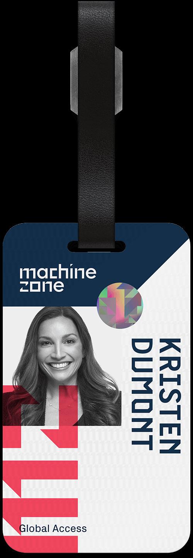 Machine Zone 4