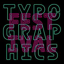 Typographics 2017 branding