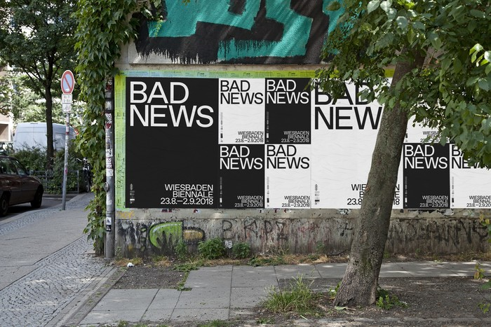 Bad News, Wiesbaden Biennale 9