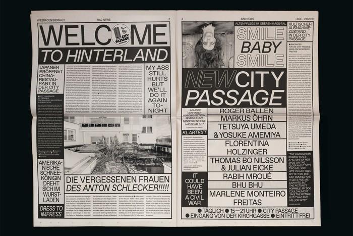 Bad News, Wiesbaden Biennale 5
