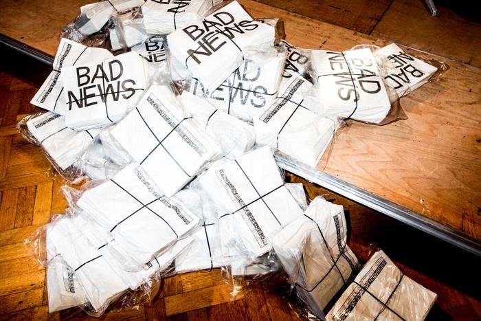 Bad News, Wiesbaden Biennale 3