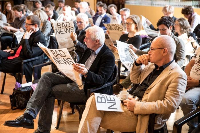 Bad News, Wiesbaden Biennale 1
