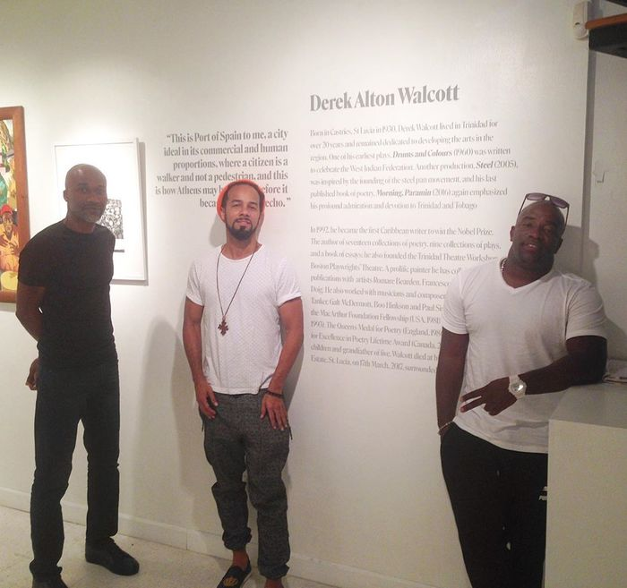 The Walcott Collection at Medulla Art Gallery 8