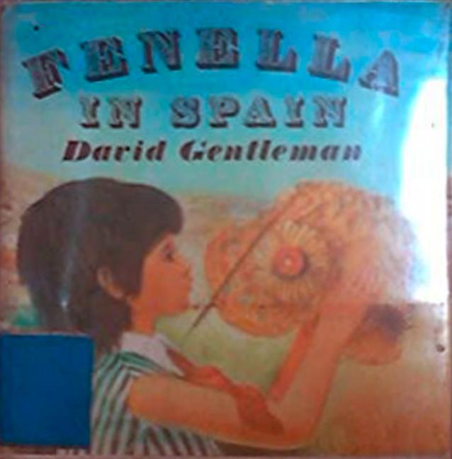 Fenella illustrated children books by David Gentleman 4