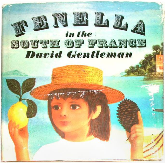 Fenella illustrated children books by David Gentleman 3