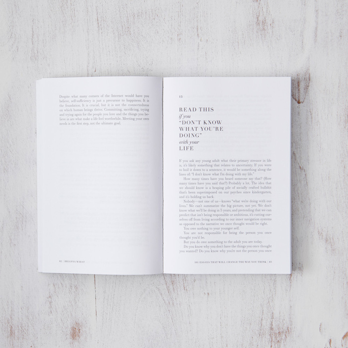 101 Essays That Will Change The Way You Think 3