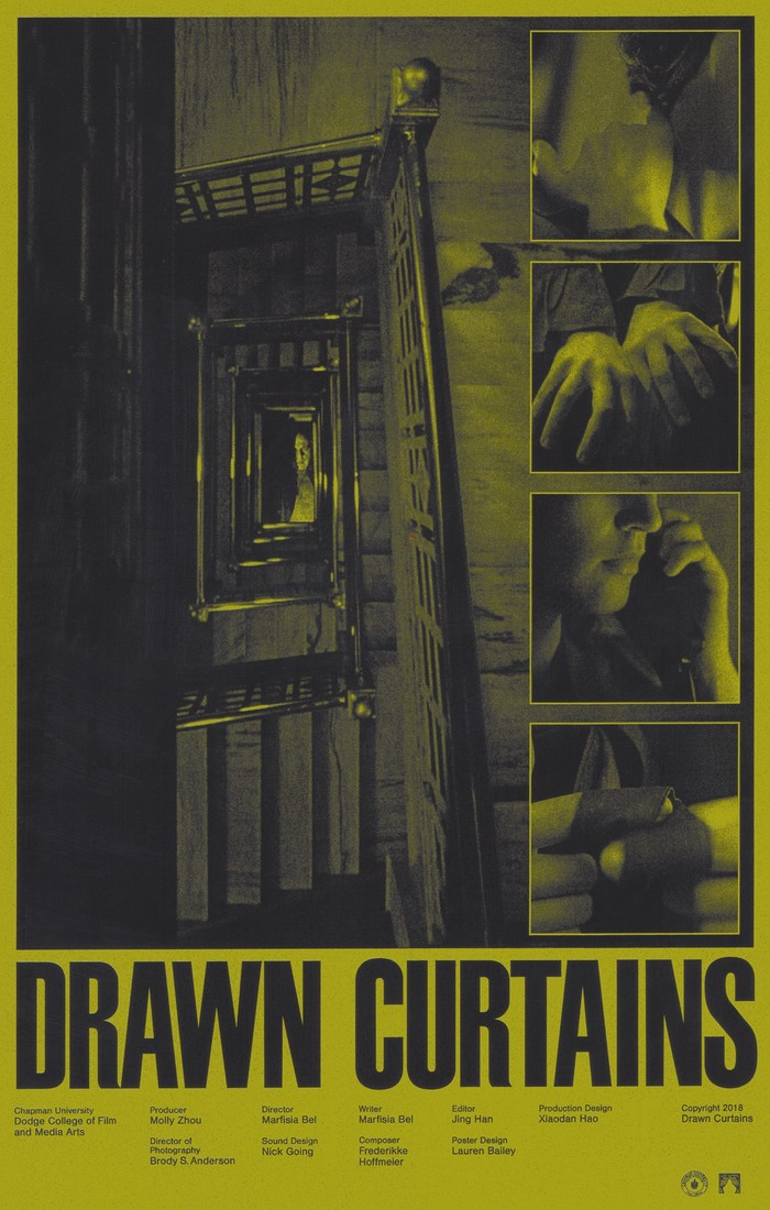 Drawn Curtains (2018) movie poster