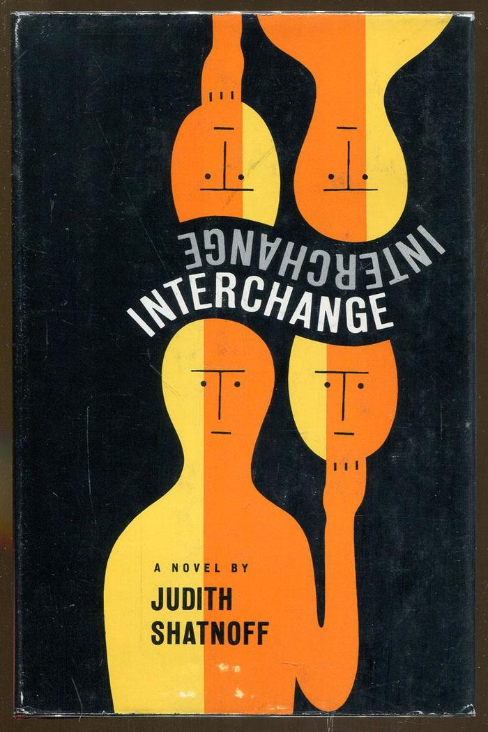 Interchange by Judith Shatnoff, 1st edition