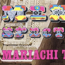 Mariachi Tenochtitlan – <cite>Mexican Spectacular</cite> album art
