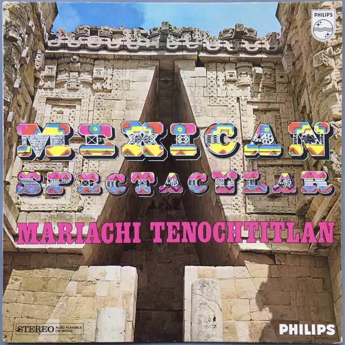 Mariachi Tenochtitlan – Mexican Spectacular album art 1