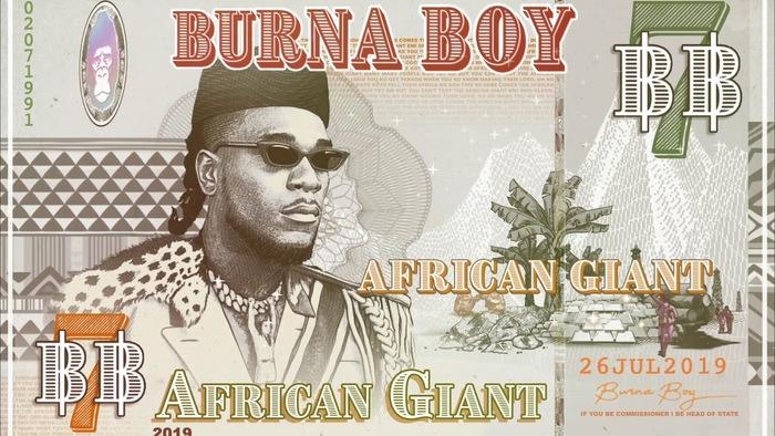 African Giant – Burna Boy 4