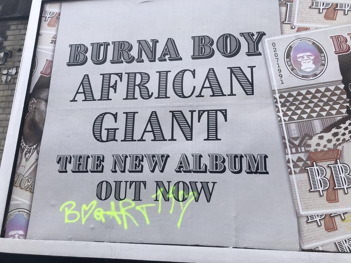 African Giant – Burna Boy 7