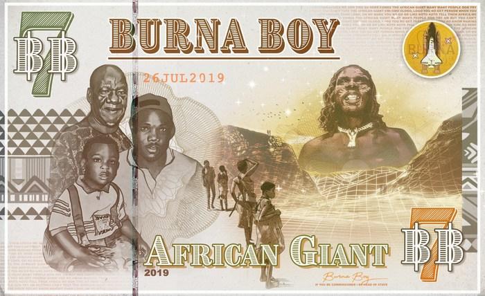 African Giant – Burna Boy 3
