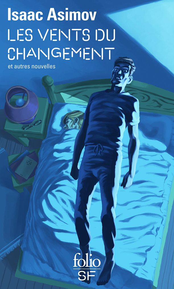 Folio SF series, Gallimard 4