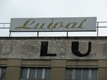 Luwal shoe factory, Luckenwalde