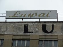 Luwal shoe factory, Luckenwalde