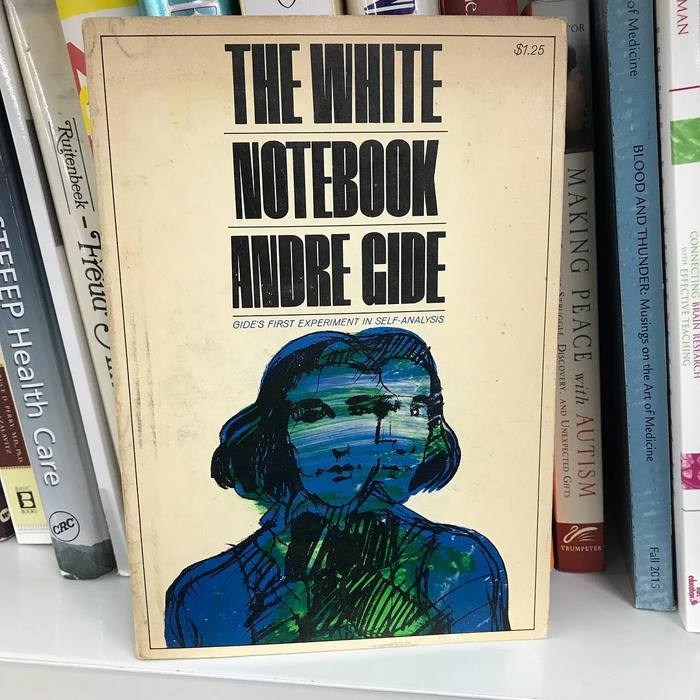 The White Notebook by André Gide 2