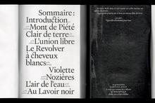 André Breton –<cite> Clair de Terre</cite>